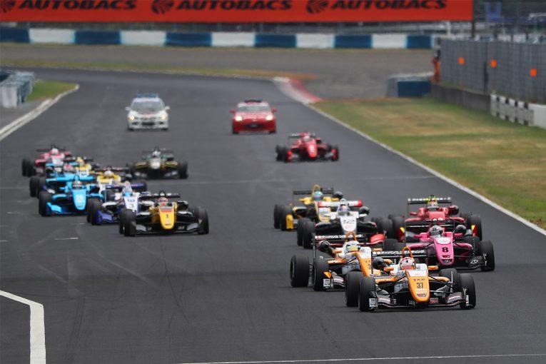 国内レース他 | 全日本F3選手権の2019年は全8大会で開催。6サーキットでスーパーフォーミュラと併催
