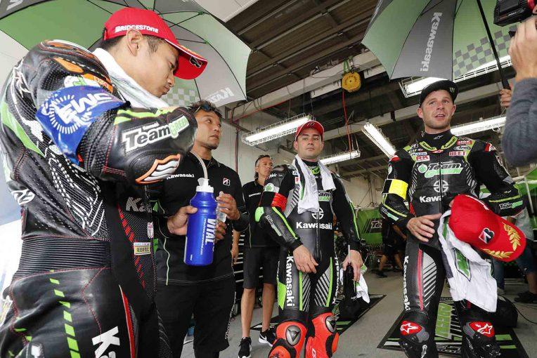 MotoGP | 鈴鹿8耐:SBK王者レイが再び見せた! カワサキ・チームグリーンがTOP10計時予選でポール獲得