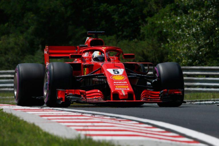 F1   【タイム結果】F1ハンガリーGP FP3/ベッテルがコースレコードをマーク。ガスリーが10番手