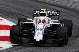 F1 | ウイリアムズのハンガロリンクテストは、前回に引き続きローランドとクビカが担当