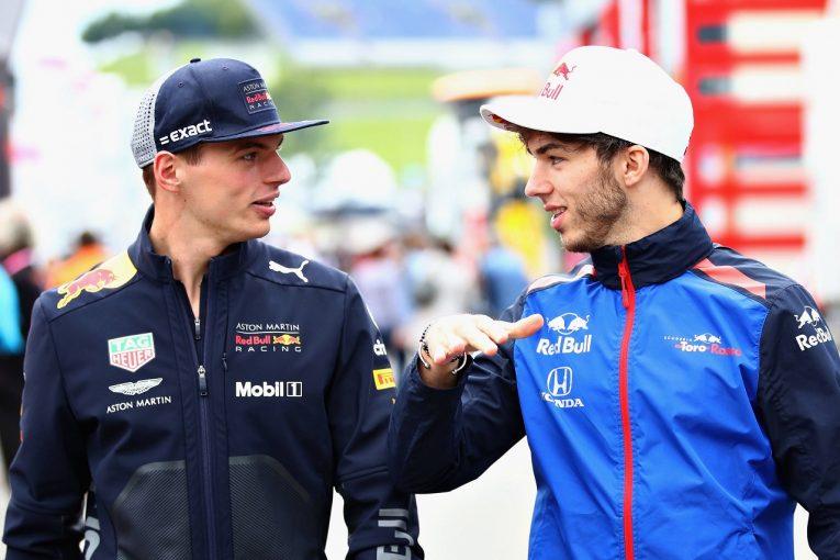 F1 | ガスリー、レッドブル勢を破り6番手「信じられない結果。決勝でもふたりをてこずらせたい」:トロロッソ・ホンダ F1ハンガリーGP土曜