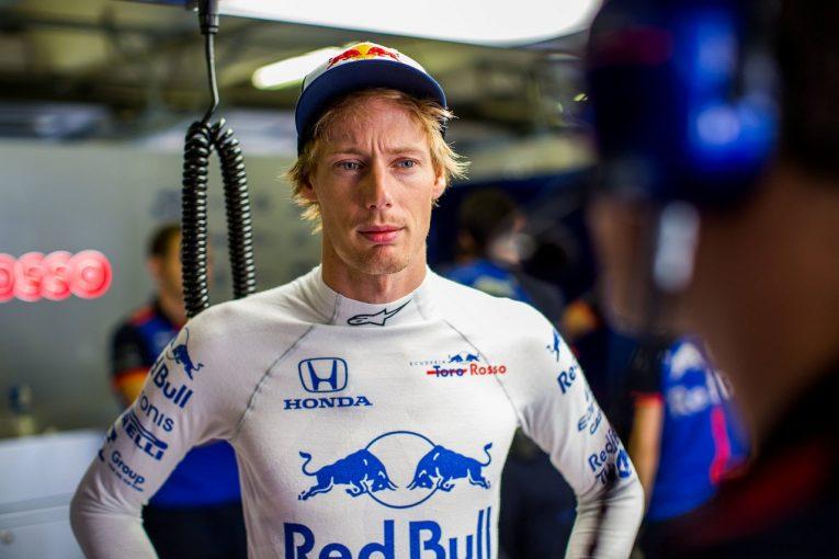 F1 | ハートレー8番手「初めてQ3に進めてうれしいが、ガスリーに勝てなかったことが残念」:トロロッソ・ホンダ F1ハンガリーGP土曜