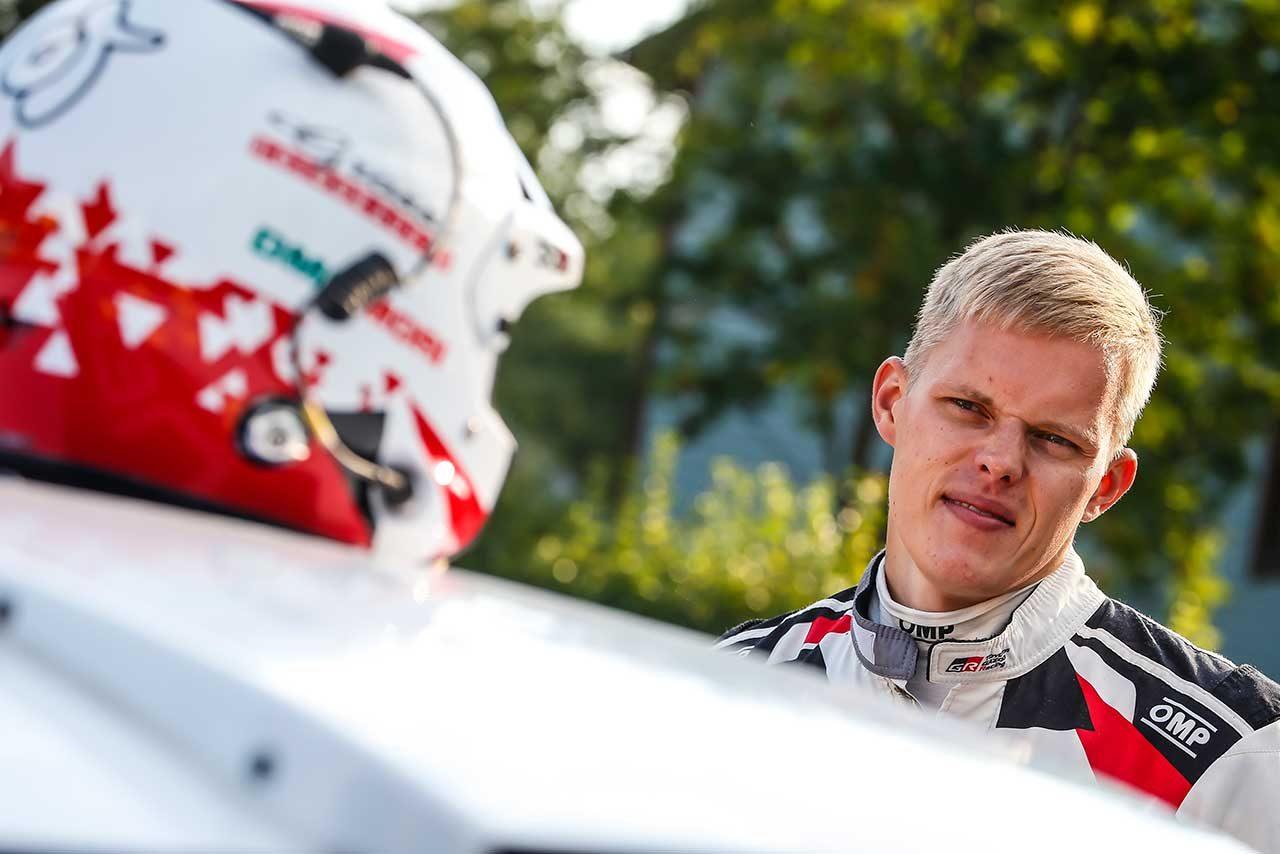 WRC:トヨタ、フィンランド連覇に王手。マキネン「タナクはすべてをコントロール下に」