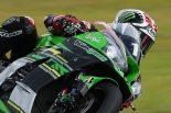 MotoGP | 鈴鹿8耐:マシンが燃えるアクシデントでセーフティカー介入。3時間経過時点でのトップはカワサキ