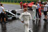 F1 | ボッタス2番手「ドライだったらフロントロウ独占は難しかった」:F1ハンガリーGP土曜