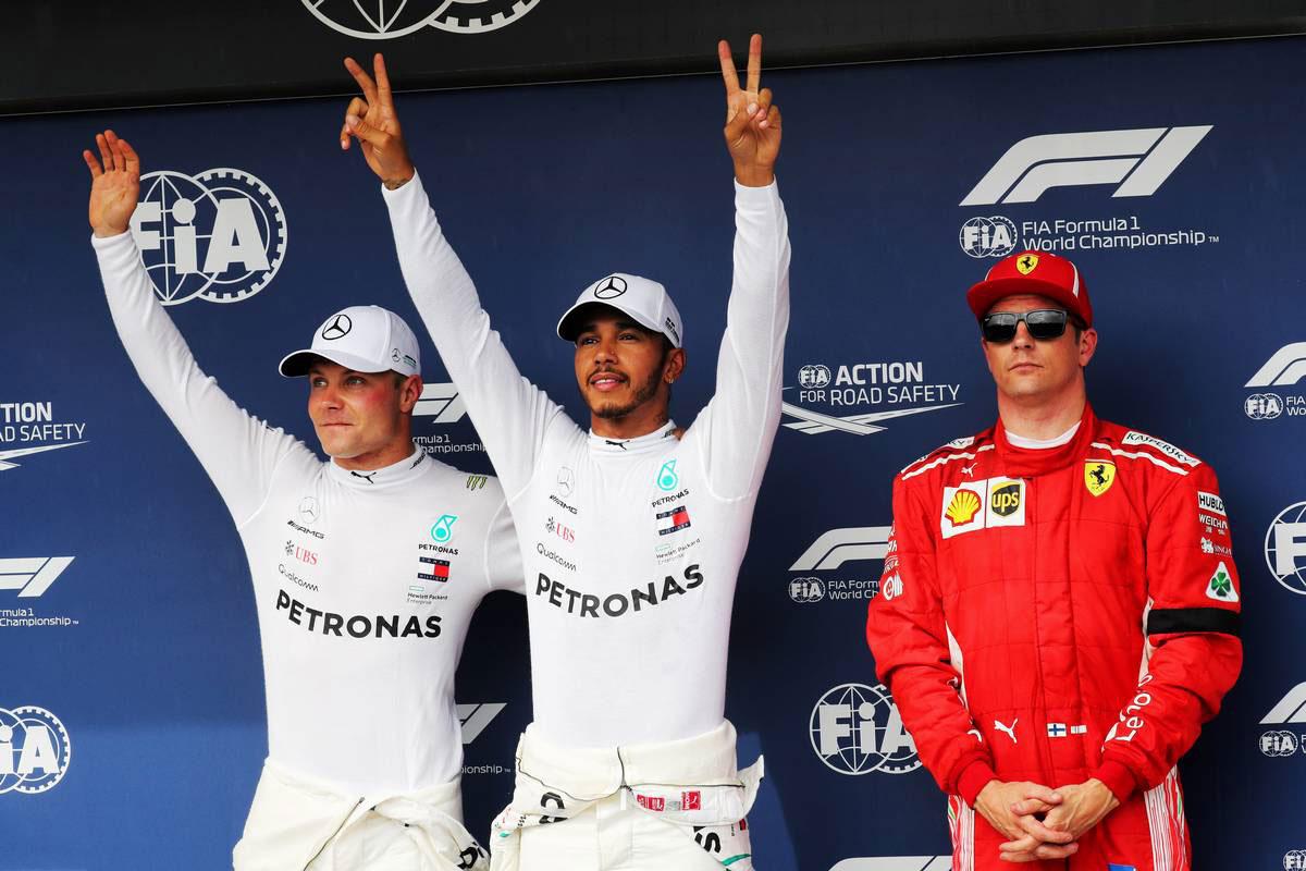 2018年F1第12戦ハンガリーGP