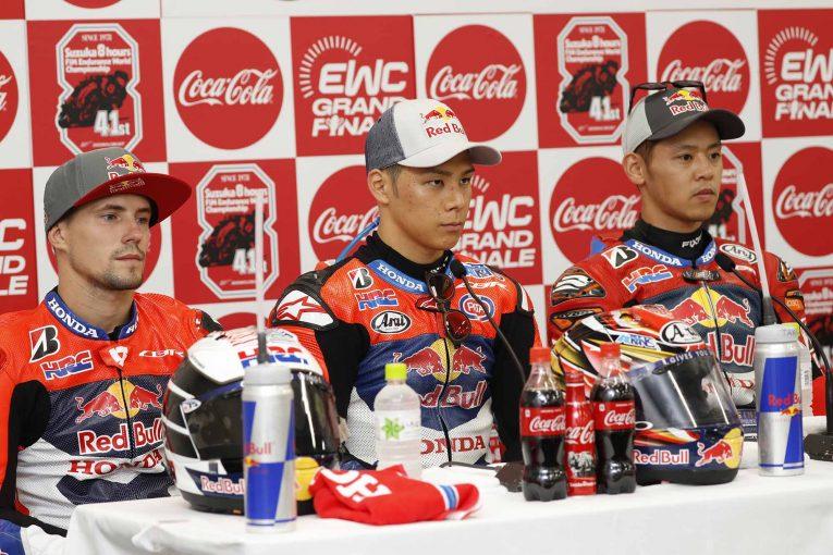 MotoGP | 10年ぶり復活のホンダファクトリーでの参戦。結果に「悔しさしかない」と高橋巧/鈴鹿8耐2位会見