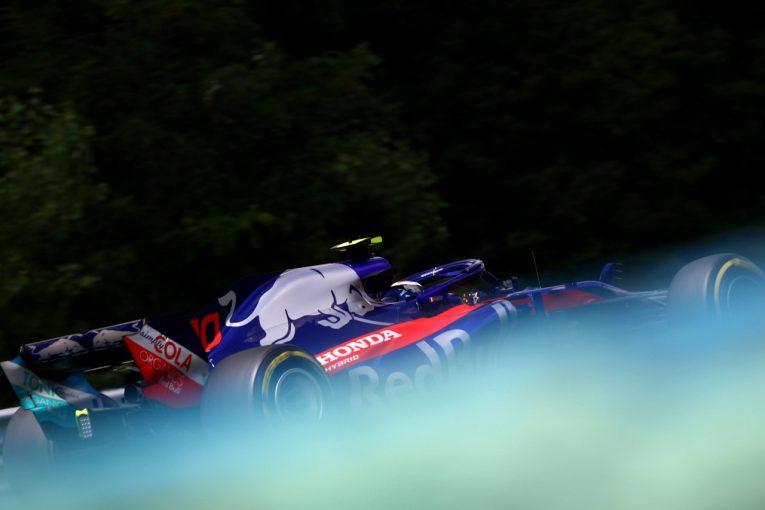 F1 | トロロッソ「ダブル入賞を逃したのは残念だが、この8ポイントは大きな意味を持つ」:F1ハンガリーGP日曜