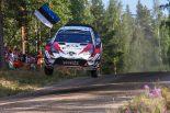ラリー/WRC | 【順位結果】2018WRC第8戦フィンランド 総合結果