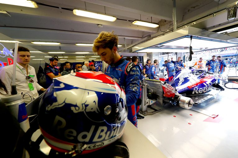 F1 | トロロッソ・ホンダ密着F1:ハンガリーGPで6位入賞の分岐点となったガスリー抜群のスタート