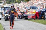 F1 | フェルスタッペン、パワーユニットトラブルでリタイア「本当に悔しい。スパでのペナルティも心配」:F1ハンガリーGP日曜