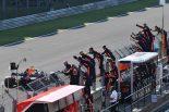 F1 | リカルド「16番手まで落ちながら4位でフィニッシュ。オーバーテイクを楽しめた」:F1ハンガリーGP日曜