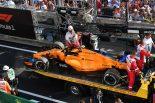 F1 | バンドーン「久しぶりにすべてがうまくいっていたのに、トラブルが起こるなんて……」:F1ハンガリーGP日曜
