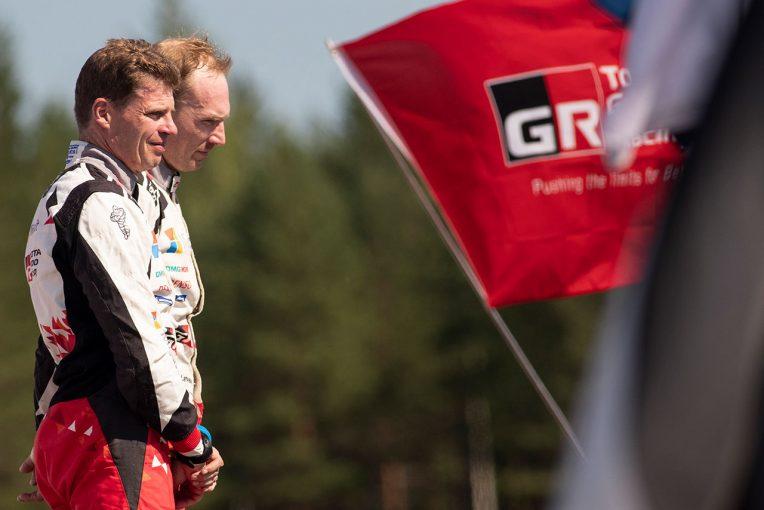 ラリー/WRC   ラトバラ、開幕戦以来の表彰台獲得で「自信がついた」/WRC第8戦フィンランド 最終日コメント