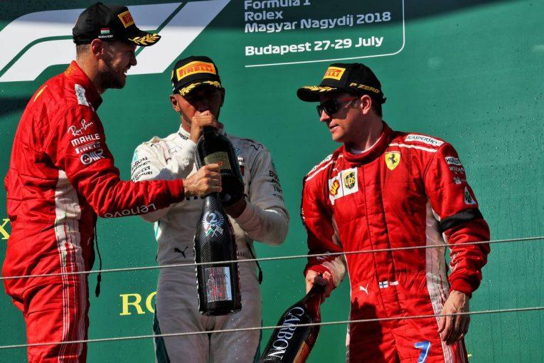 F1   F1第12戦ハンガリーGP決勝トップ10ドライバーコメント
