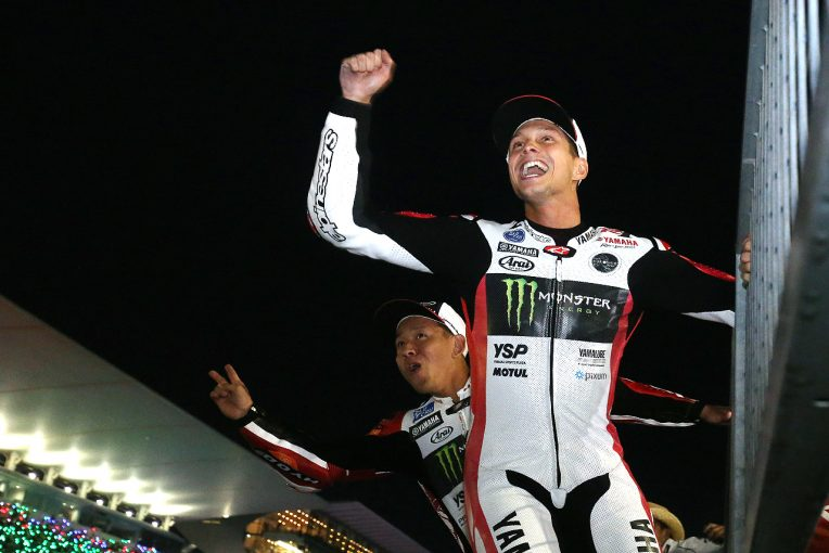 MotoGP | ヤマハ、4連覇達成。TSRホンダがEWCチャンピオン獲得の快挙/【順位結果】2018鈴鹿8耐決勝