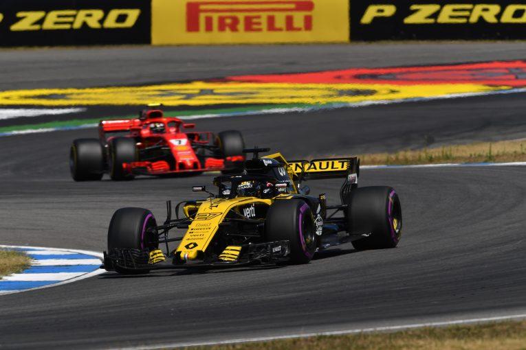 F1   ヒュルケンベルグ、トップチームへの移籍が難しいことを認め、ルノーF1での成功を信じる