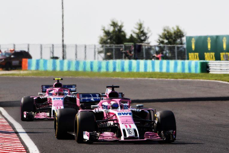 F1 | 失意のマリヤ、破産申請を行なったフォース・インディアF1が適任者の手に委ねられることを願う