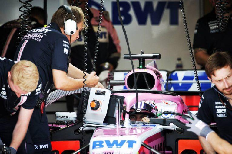F1   F1 Topic:破産申請したフォース・インディア「チーム内の雰囲気は変わらず、開発は通常通り行われている」