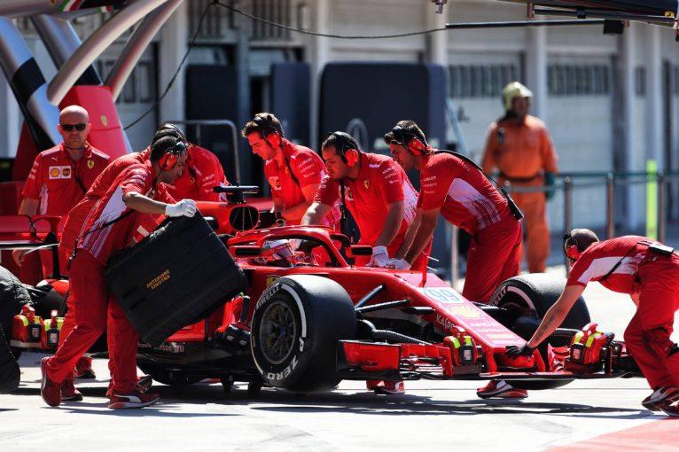 F1 | 【フォトギャラリー】第2回F1インシーズンテスト 1日目