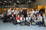 海外レース他 | 韓国スーパーレース参戦の柳田真孝応援ツアーは成功裏に終わる。ファンもレースを堪能