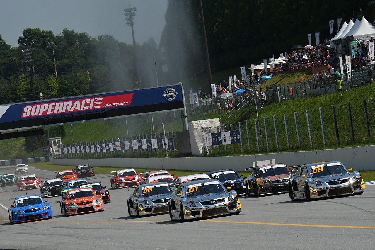 知られざる韓国モータースポーツ事情。トップカテゴリーの『CJスーパーレース』をレポート