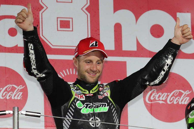 MotoGP | 鈴鹿8耐を沸かせたSBK王者ジョナサン・レイが、全日本ロード第7戦オートポリスに来場決定