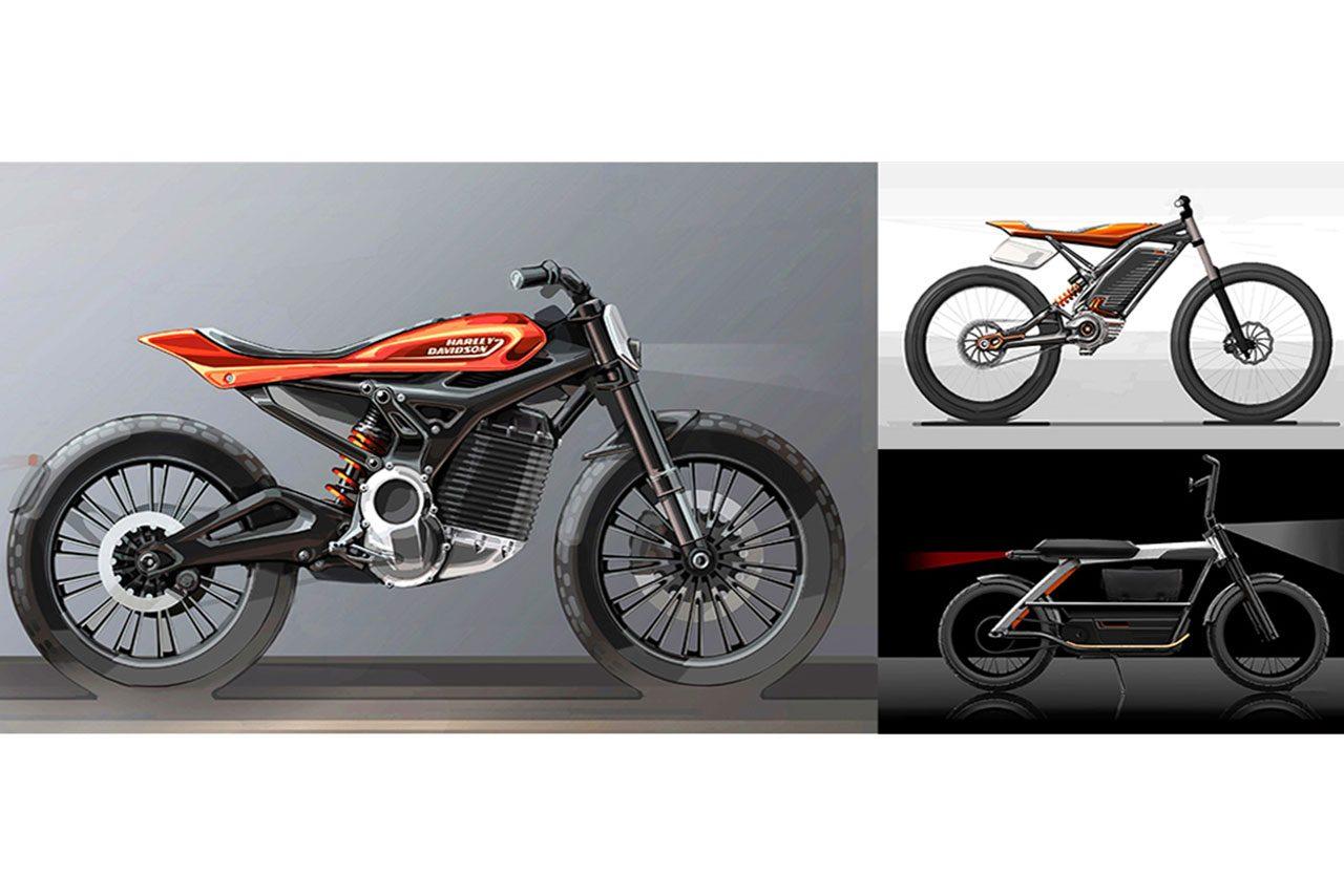 ハーレーダビッドソン初の電動バイク『LiveWire』が2019年に発売。小排気量モデル販売も