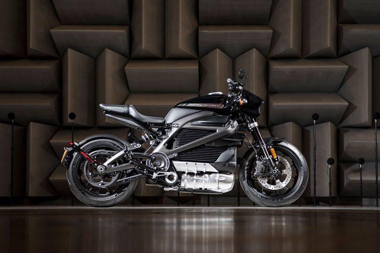 MotoGP | ハーレーダビッドソン初の電動バイク『LiveWire』が2019年に発売。小排気量モデル販売も