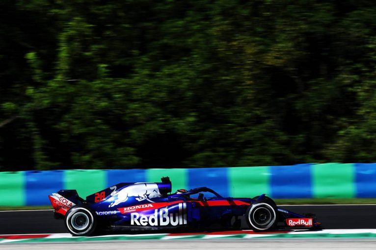 F1   【第2回F1インシーズンテスト デイ1午前・タイム結果】トロロッソ・ホンダのハートレーが最多の94周走行