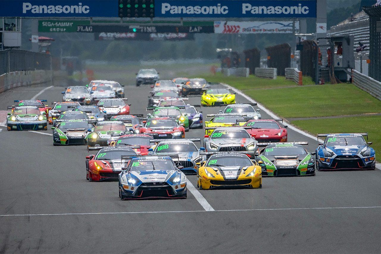 ブランパンGTシリーズ・アジアが2019年カレンダーを発表。韓国で初開催、日本は2戦