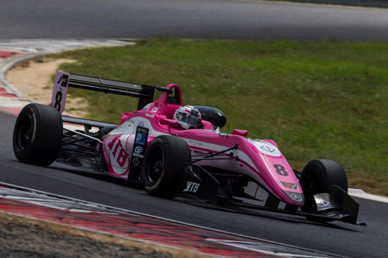 国内レース他 | OIRC team YTB 全日本F3選手権第4ラウンド岡山 レースレポート