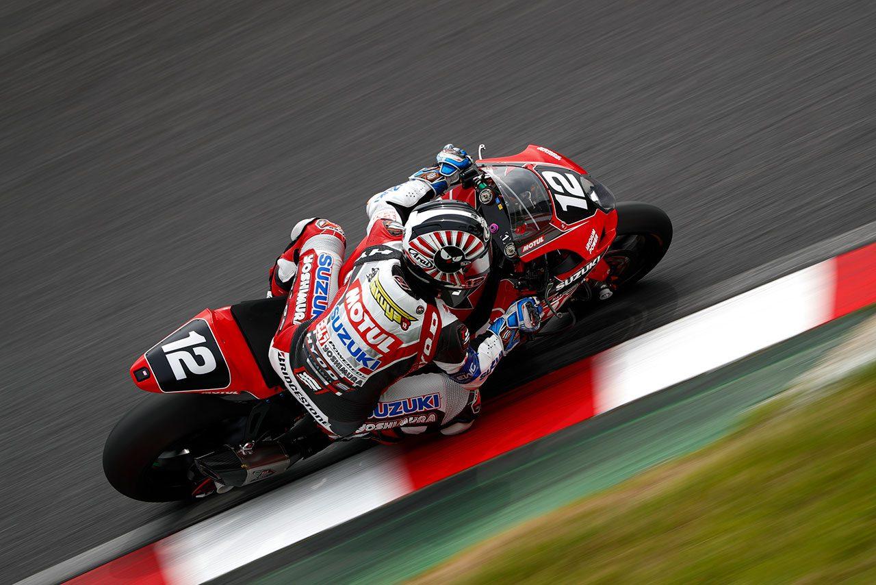 ヨシムラ、2年連続で表彰台を逃した鈴鹿8耐。巧みな作戦を見せるも序盤の転倒で10位フィニッシュ