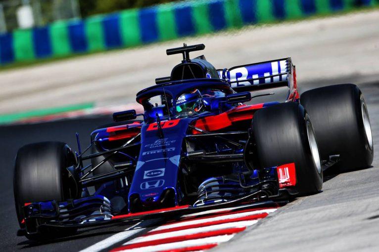 F1   【第2回F1インシーズンテスト デイ2午前・タイム結果】ライコネンがトップ。トロロッソ・ホンダが4番手につける