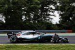 F1 | 【F1テスト デイ2・タイム結果】メルセデスが非公式トラックレコードを更新。トロロッソ・ホンダは3人体制で臨む