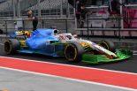 F1 | メルセデス首位もフェラーリ&ライコネンが僅差。低迷ウイリアムズはクビカで空力テスト/F1テスト デイ2