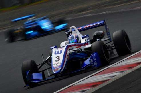 国内レース他 | 三浦愛 全日本F3選手権第4ラウンド岡山 レースレポート