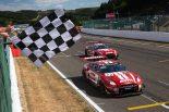 ル・マン/WEC | ニッサン、スパ24時間初参戦の2018年型GT-Rが7位入賞。「みんなが誇れる仕事をした結果」とオルドネス