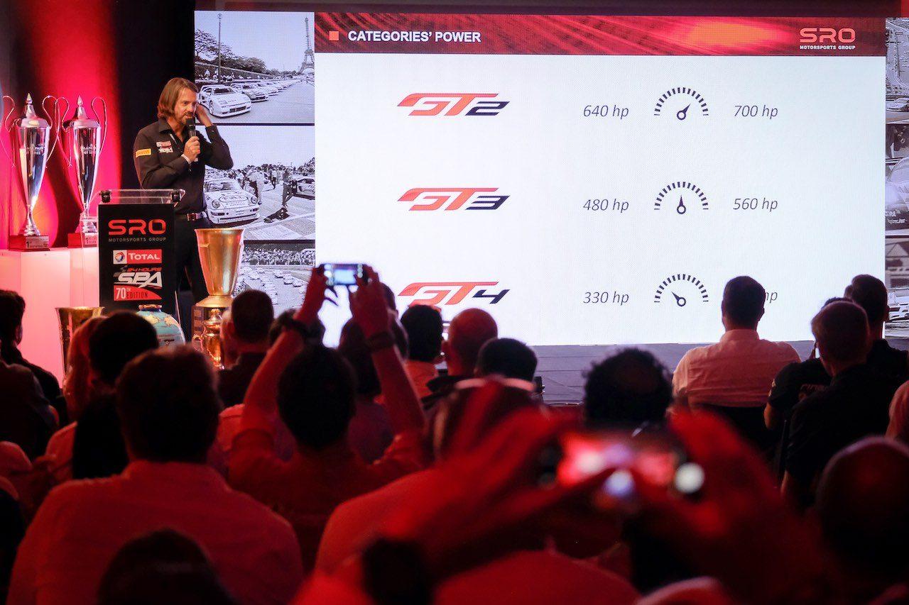 """GT2″のネーミングが復活。SROが700馬力級の新カテゴリーを創設へ"