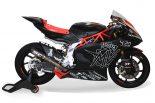 MotoGP | MotoGP:42年ぶりに世界選手権に復帰するMVアグスタのMoto2マシン・プロトタイプが公開