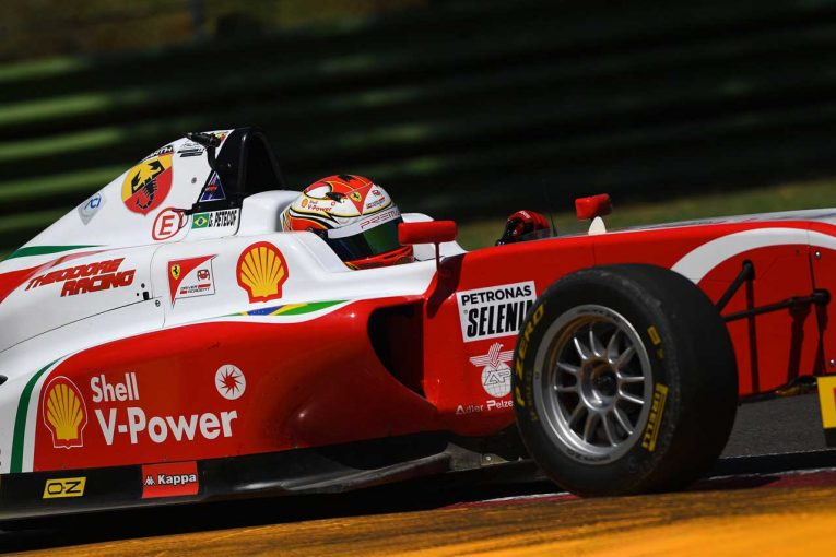 海外レース他 | プレマ・セオドール・レーシング 2018イタリアF4第5戦イモラ レースレポート