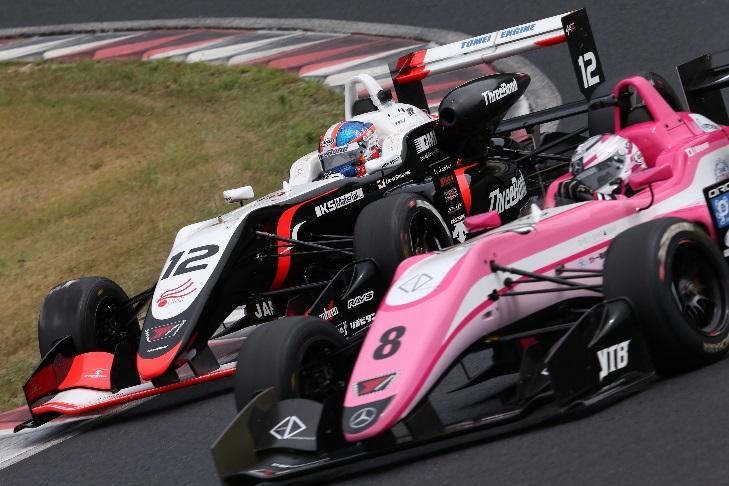 国内レース他   ThreeBond Racing 全日本F3選手権第4ラウンド岡山 レースレポート