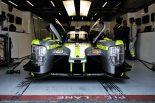 バイコレス・レーシング・チームの4号車ENSO CLM P1/01・ニスモ