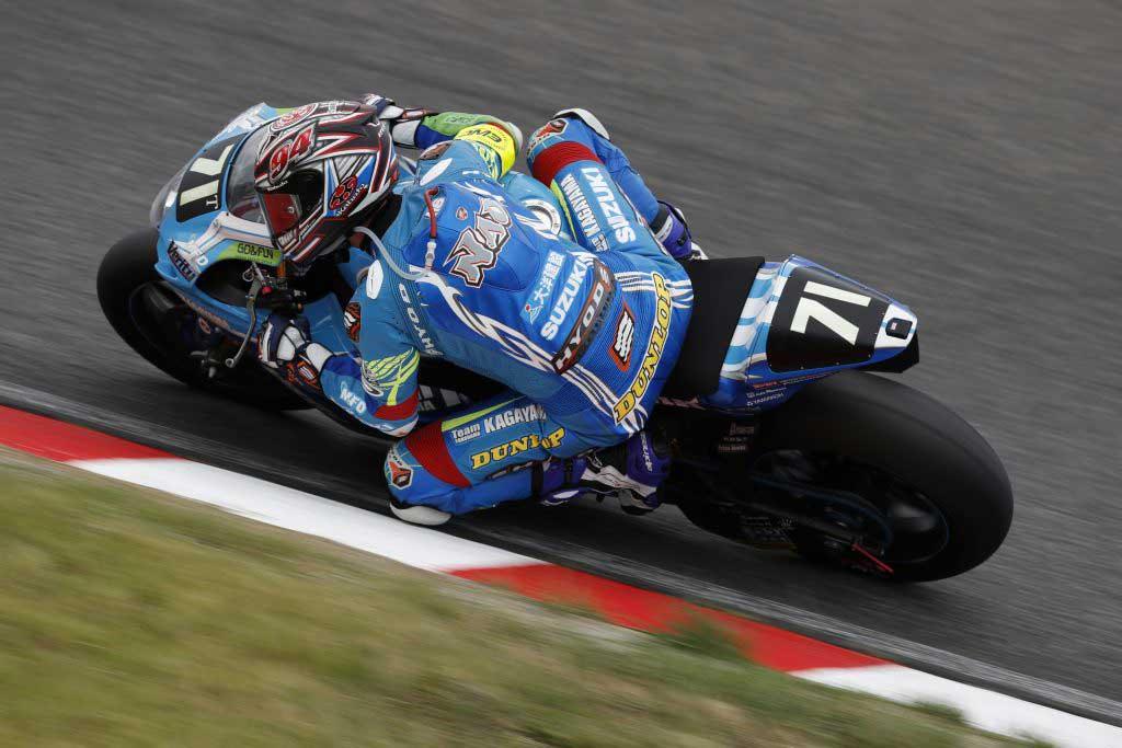 Team KAGAYAMA EWC最終戦 鈴鹿8時間耐久ロードレース レースレポート