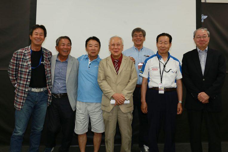 MotoGP | レジェンドライダースクラブ発足。二輪モータースポーツで活躍したライダーたちが集結