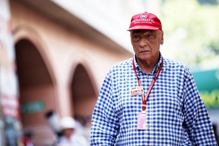 F1 | 元F1チャンピオンのラウダ、肺移植手術を受ける。「手術は成功」と病院が声明を発表