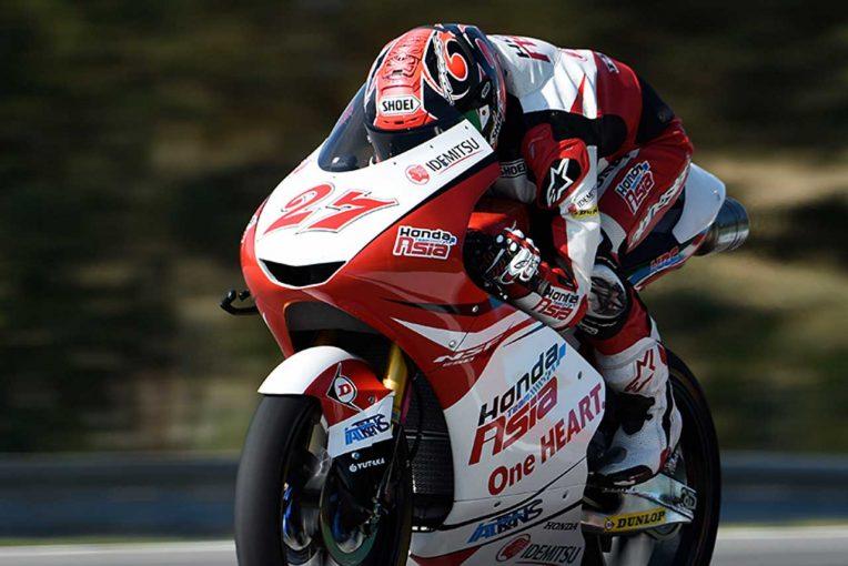 MotoGP | ホンダ・チーム・アジア 2018MotoGP第10戦チェコGP 初日レポート