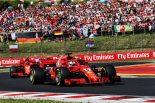 F1 | ハッキネン「ベッテルのドライビングスタイルはシューマッハーと通じるものがある」