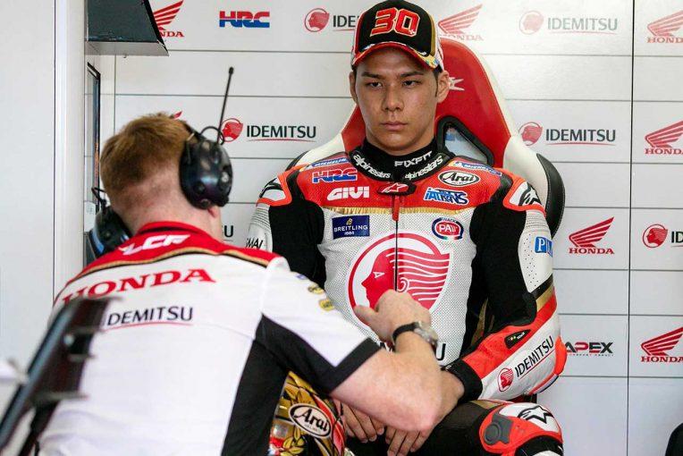 MotoGP   中上、MotoGPチェコは予選20番手。「決勝では思い切り攻める」と5戦ぶりのポイント獲得ねらう