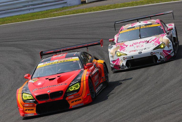 スーパーGT | 【GT300途中経過】ARTA BMWがトップ快走。チームによってピット戦略が分かれる展開に